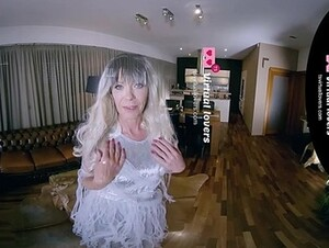 TSVirtuallovers VR - Fucking Mature Shemale Ghost